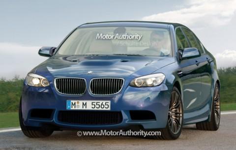 LA NUEVA MODA DE BMW: PARRILLAS ENORMES Y faritos chiquitos